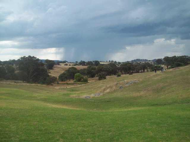 A view from Bigga Golf Club
