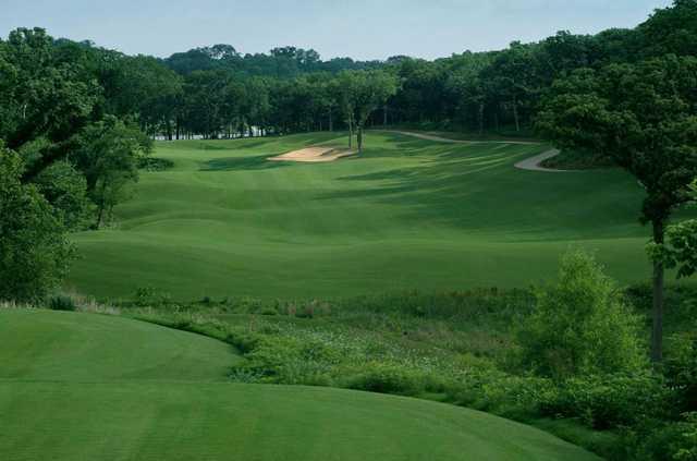 Cowboys Golf Club: Hole #2