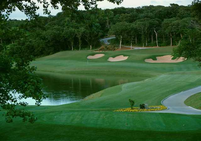 Cowboys Golf Club: Hole #3