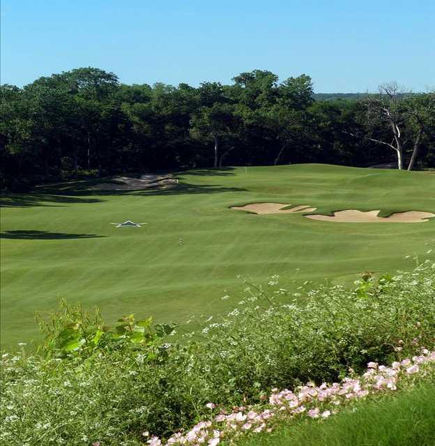 Cowboys Golf Club: Hole #4