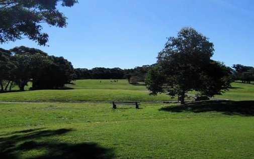 A view from Gordon Golf Club
