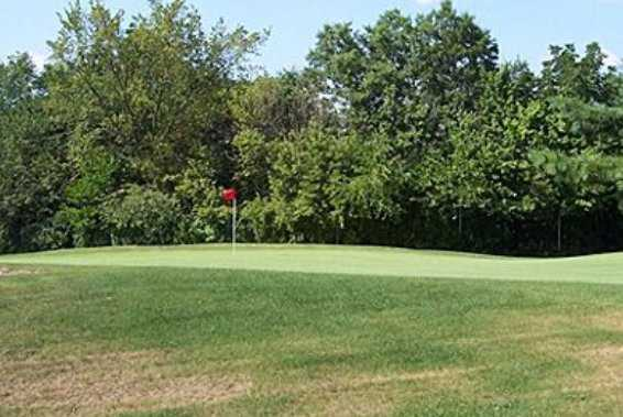 A view hole #5 at North Course from South Hills Golf Club