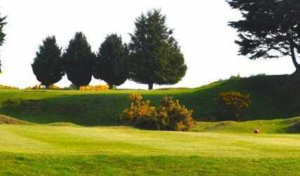 A view from a tee at Heath Golf Club