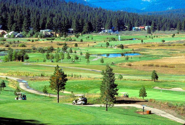 Northstar California Golf Course