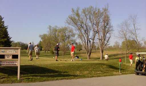 A view from Smithville Golf Club