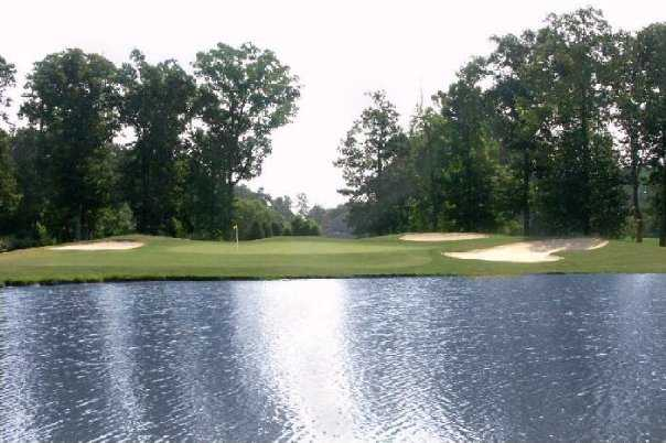 View from Honey Bee Golf Club