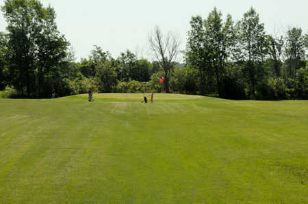 A view from fairway at Mr Golf's Ultimate Range