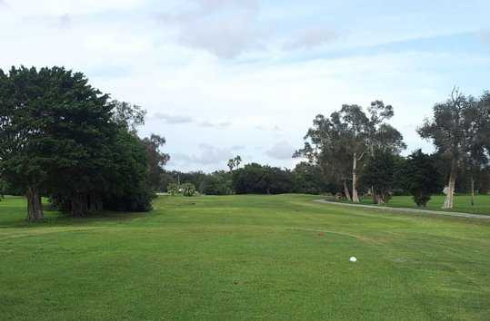 A view from tee at Cooper Colony Country Club