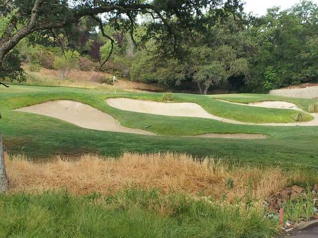 Whitney Oaks GC: View from #10