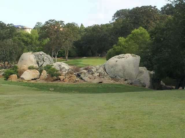 Whitney Oaks GC: View from #11