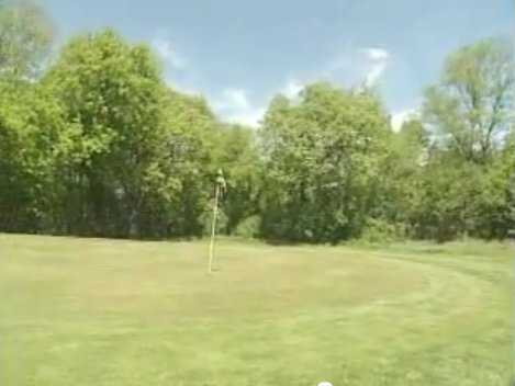A view of green at Rainbow Springs Golf Club