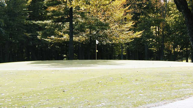 A view of hole #4 at Pigeon Run from Sheboygan Town & Country Golf Club