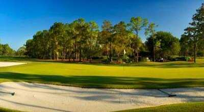 A view of hole #18 at Quail Course from Quail Creek Country Club