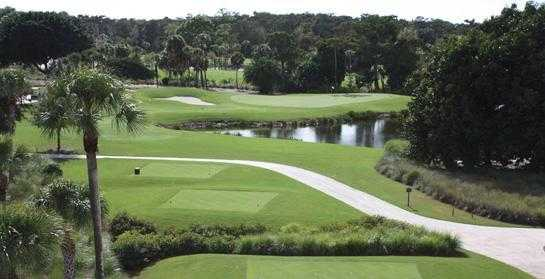 A view from the 12th tee at Cypress from Royal Poinciana Golf Club