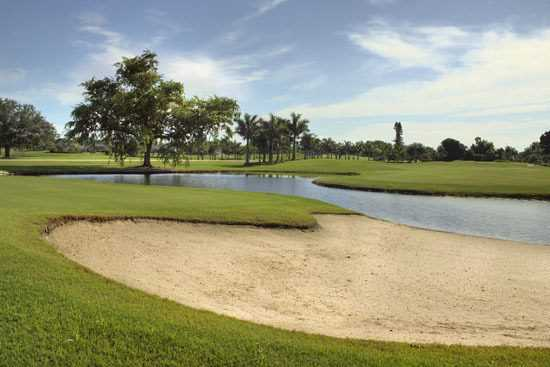 A view of fairway at Imperial GC