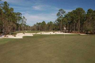 A view of the 11th hole at Naples National Golf Club