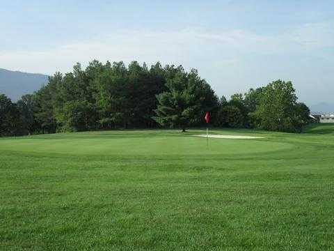 A view of the 1st green at Miller Course from Shenvalee Golf Club