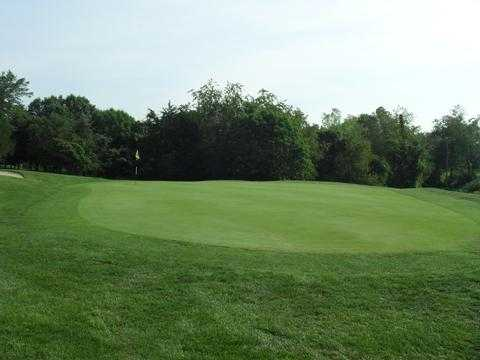 A view of hole #7 at Miller Course from Shenvalee Golf Club