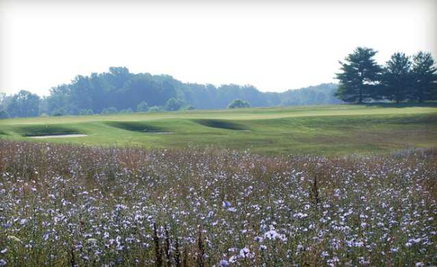 A view from Old Trail Golf Club