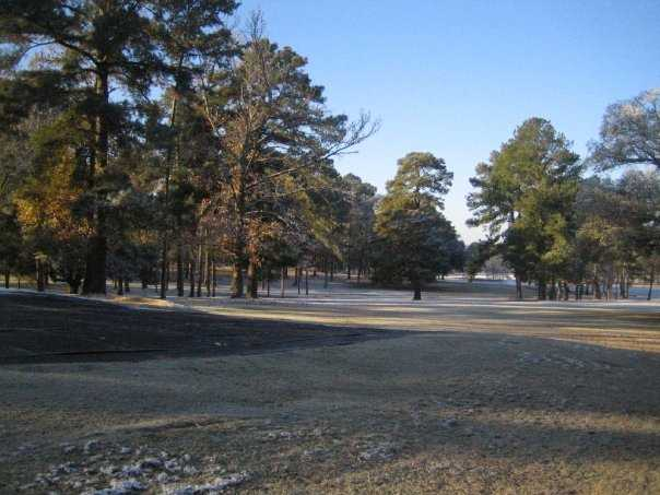 A view from Live Oaks Golf Club