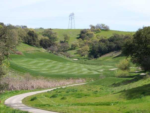 A view of hole #6 at Canyon Course from Cinnabar Hills Golf Club