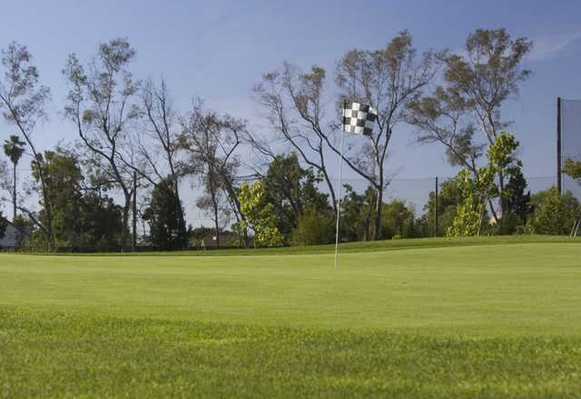A view from Rancho del Pueblo Golf Course