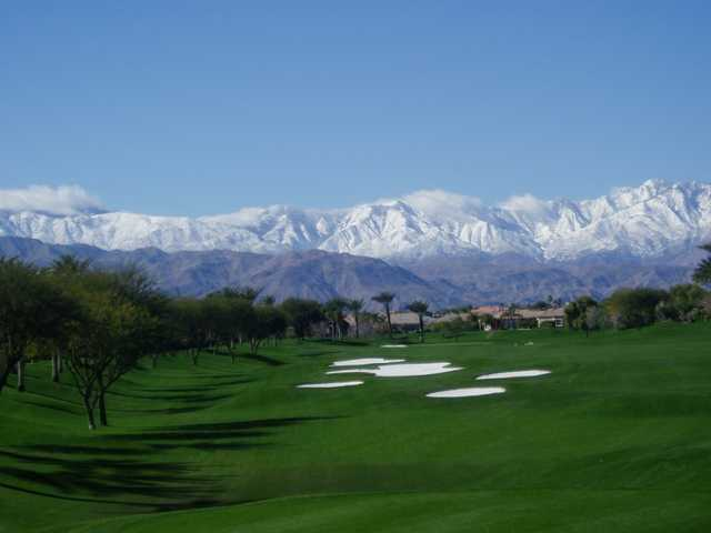 A view from tee #17 at Heritage Palms Golf Club