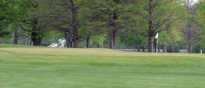 View from Riverside Golf Course