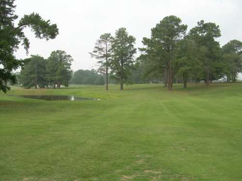 A view from Tennessee Tech Golden Eagle Golf Club