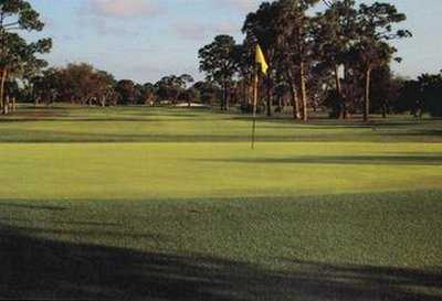 A view from West Course at Eastpointe Country Club.