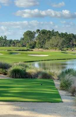 A view from tee #2 at Old Palm Golf Club