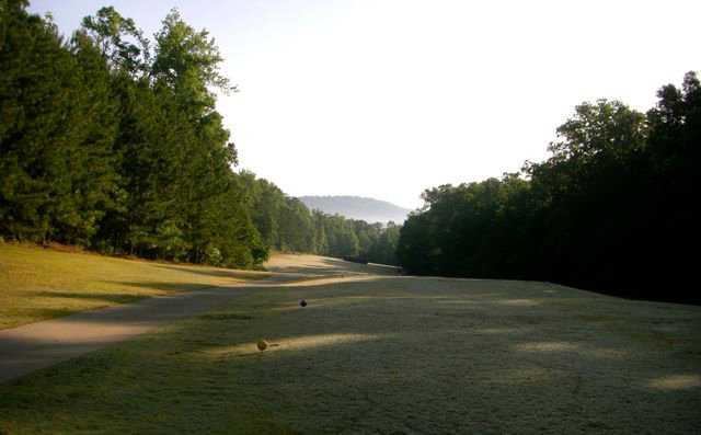 A view from tee #9 at Heritage Golf Course