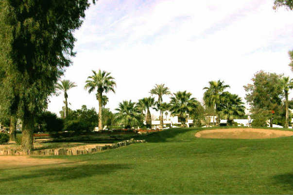 A view from Shalimar Golf Club