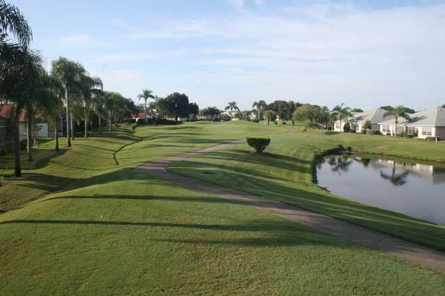 A view from Peridia Golf & Country Club