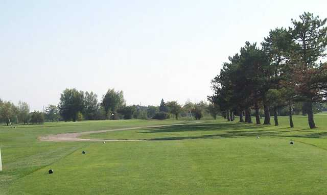 A view from tee #7 at Lilac Golf Course