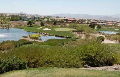 A view from tee #17 at Anthem Country Club