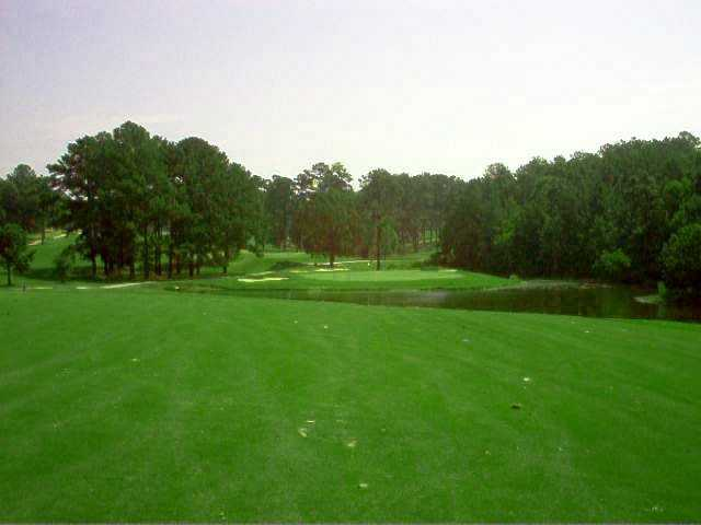 A view from LinRick Golf Course