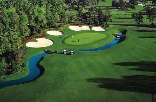 Aerial view from Golden Ocala Golf & Equestrian Club
