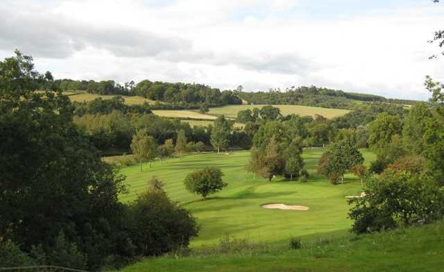 A view from St. Boswells Golf Club