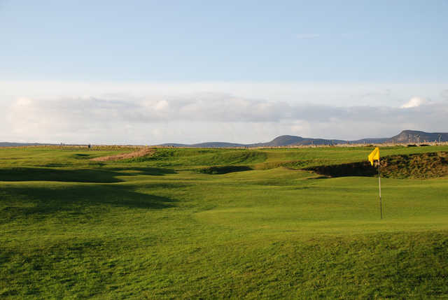 A view of the 2nd hole at Golspie Golf Club (David Walker)