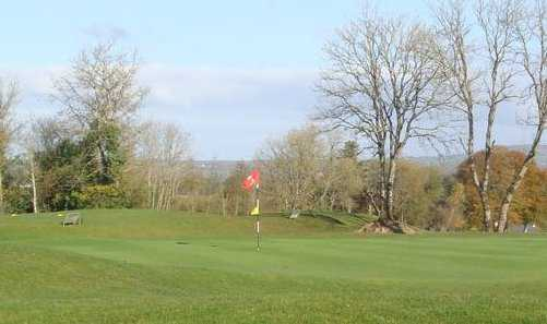 A view from County Longford Golf Club