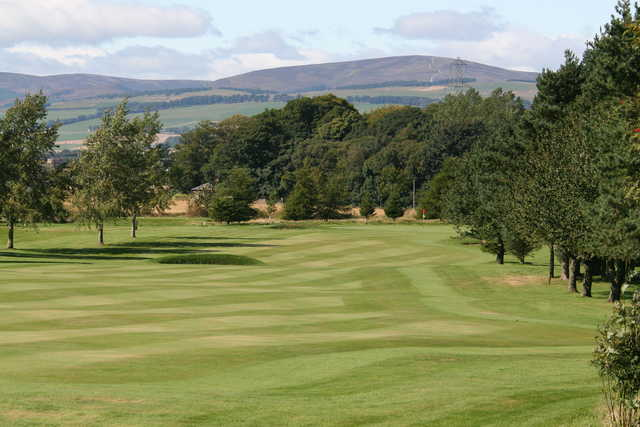 A view of fairway at Brechin Golf and Squash Club