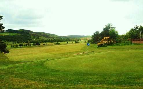A view of hole #15 from New Course at Piperdam Golf & Leisure Resort