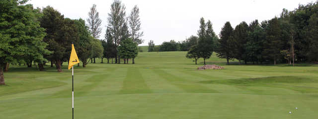 Looking back from the 7th green at Douglas Park