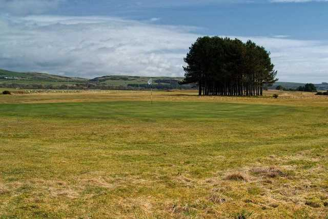 An expansive green at Wigtownshire