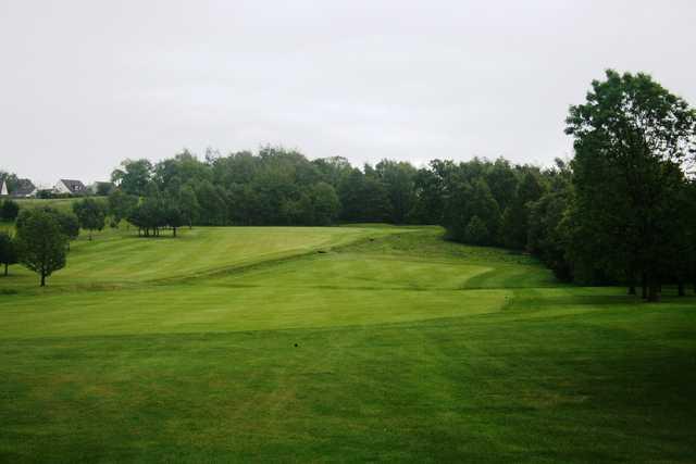 A view of fairway at Braehead Golf Club