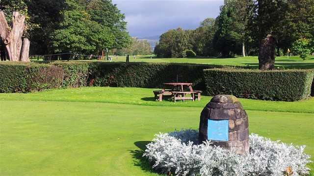 A view from Renfrew Golf Club
