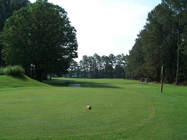 A view from tee #5 at Goldsboro Golf Course