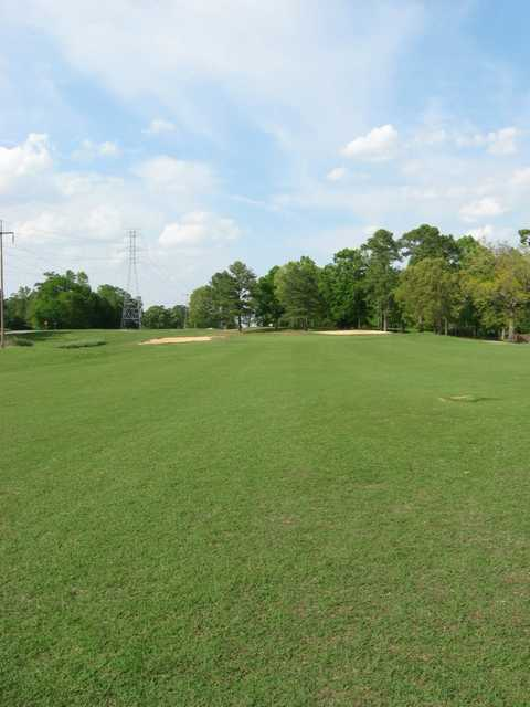 A view of fairway at Northgreen Country Club