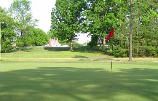 A view of green at Northgreen Country Club